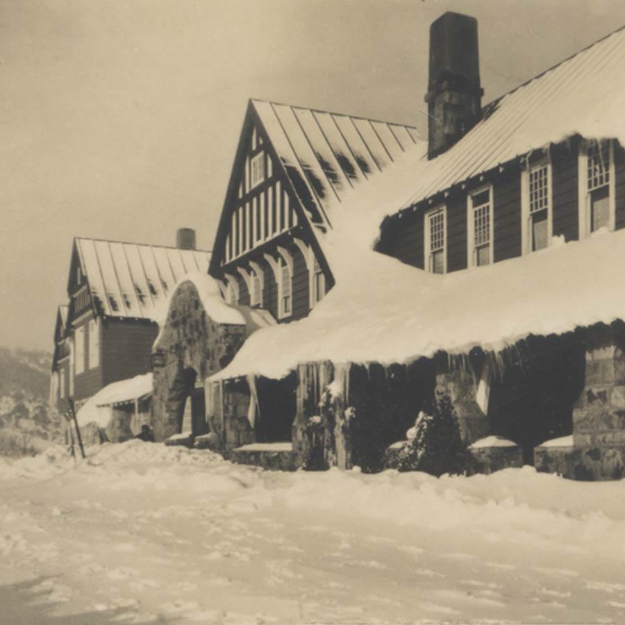 Historic Alpine Hotel Kosciuszko